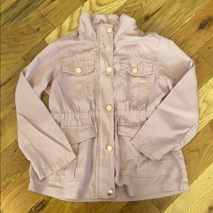 Girls Me Jane 6x Pink Top/Jacket Spring